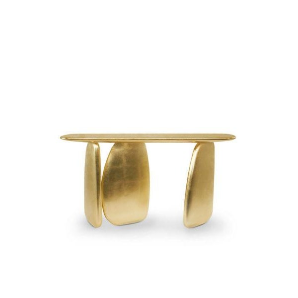 Not Yet Made - Made To Order Covet Paris Ardara Console For Sale - Image 5 of 5