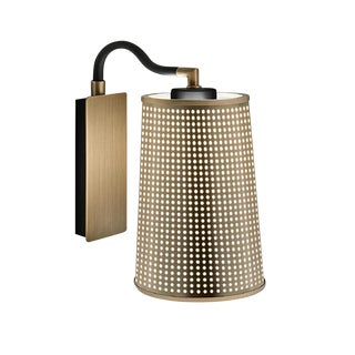 Roma Bronze Wall Light For Sale
