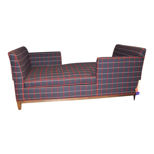Robert Allen Duralee Group Twin City Sofa For Sale