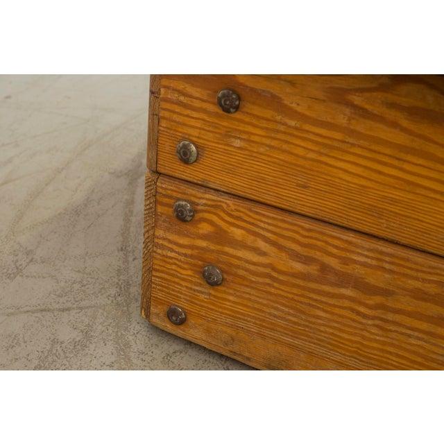 Vintage Dutch Gym Bench - Image 10 of 10