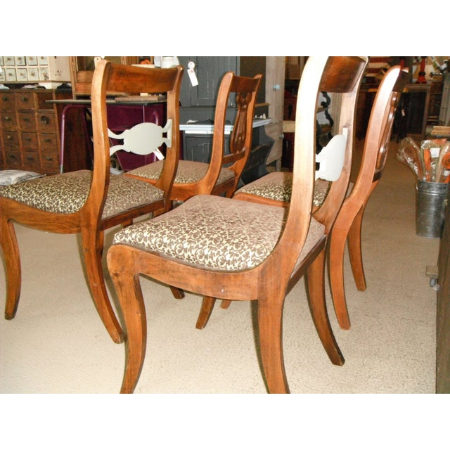 Duncan Phyfe Dining Set - Image 3 of 10