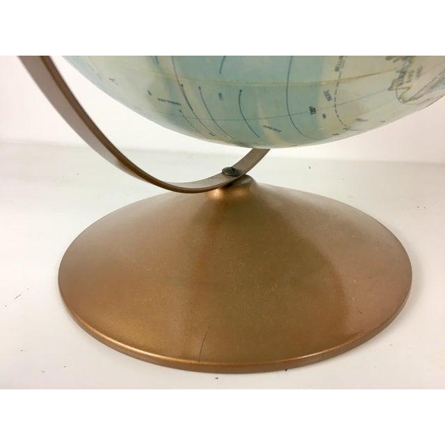 Vintage Globemaster Legend World Globe - Image 6 of 8
