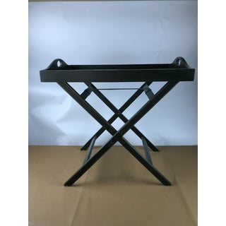 Equestrian Horse Portable Tray Table For Sale