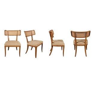 Set of 6 Dunbar Chairs by Edward Wormley For Sale