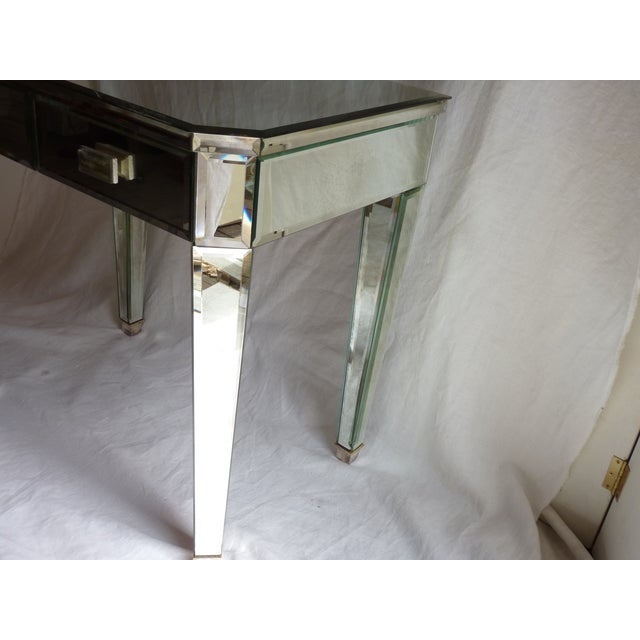 Mirrored Side Tables - A Pair - Image 10 of 10