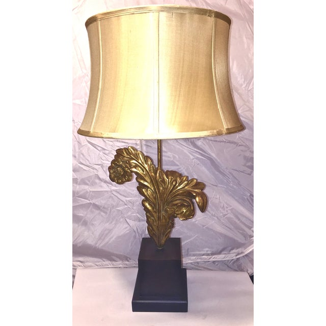 Transitional Architectural Element Table Lamp - Image 2 of 5