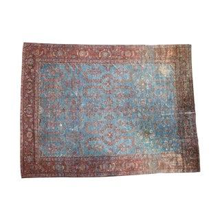 Vintage Mahal Carpet- 9′3″ × 12′4″
