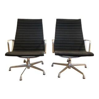 "Vintage Herman Miller Eames ""Group"" Chair - A Pair For Sale"