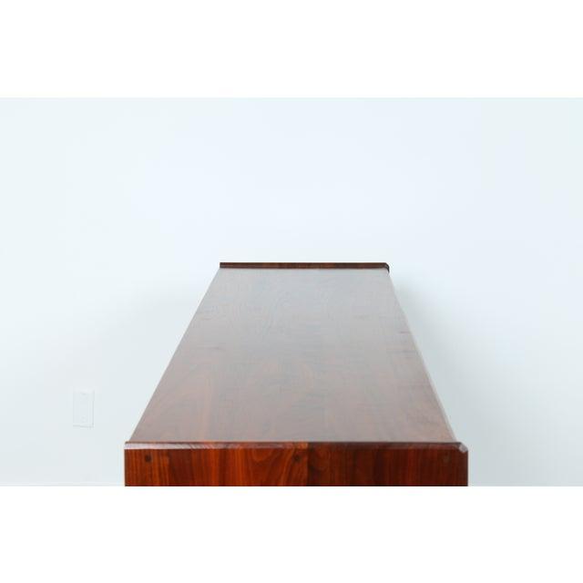 William Bros Furniture Solid Walnut Dresser - Image 9 of 11