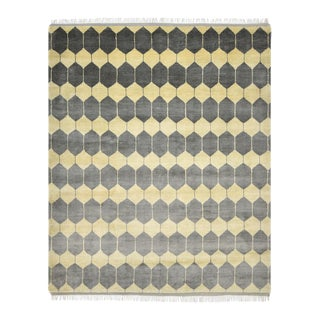 Alexia, Hand-Knotted Area Rug - 8 X 10 For Sale