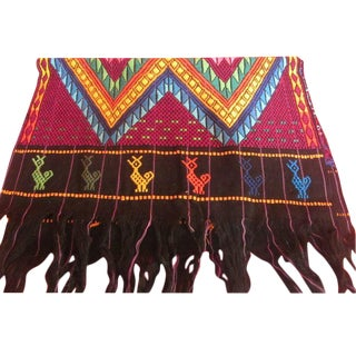 Table Runner Rebozo Global Chic Decor