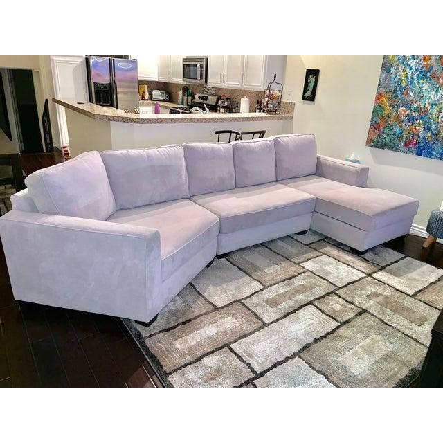 Modern Sectional Sofa Chaise | Chairish
