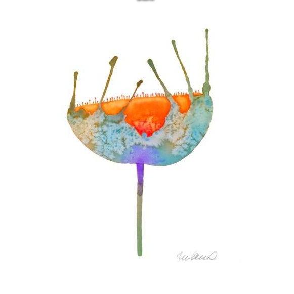 Botanical Prints - Set of 6 - Image 3 of 8