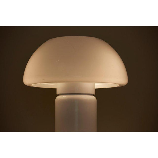 Mushroom Table Lamp Mod. 625 by Elio Martinelli for Martinelli Luce, Italy For Sale - Image 6 of 11