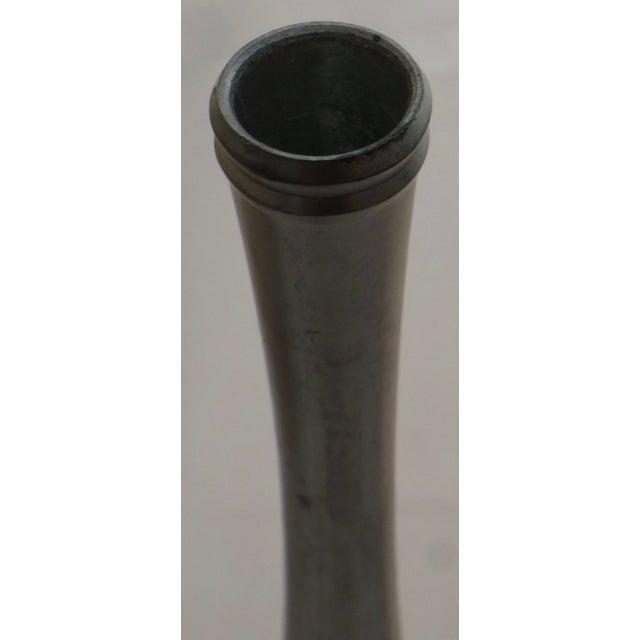 Vintage Holland Pewter Bud Vase Chairish