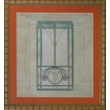 """Image of """"Art Deco Door"""" Print For Sale"""