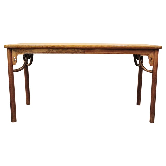 McGuire Asian Antique Chinese Console Table - Image 1 of 10