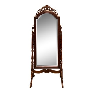 Mahogany Dressing Mirror For Sale