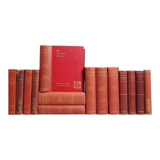 Weathered Red: British Literature, S/15 For Sale