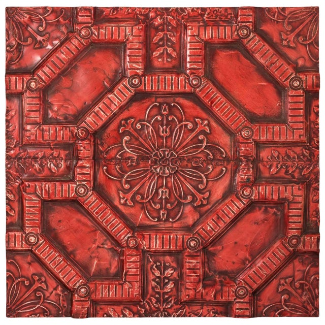 Tin Ceiling Panel For Sale