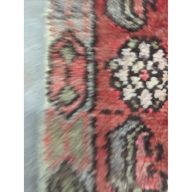 Hamadan Persian Rug - 1′9″ × 2′5″ - Image 9 of 9