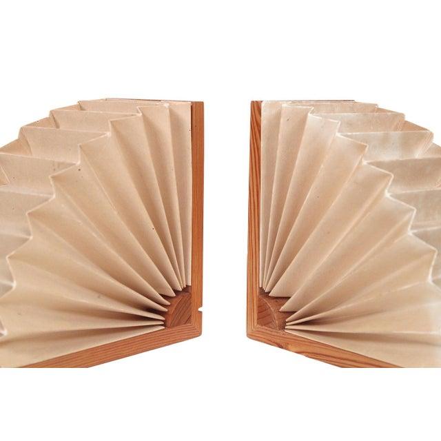 White Noah Slutsky Table Lamps - a Pair For Sale - Image 8 of 13