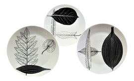 Image of Mid-Century Modern Decorative Plates