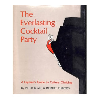 """""""The Everlasting Cocktail Party"""" Book For Sale"""