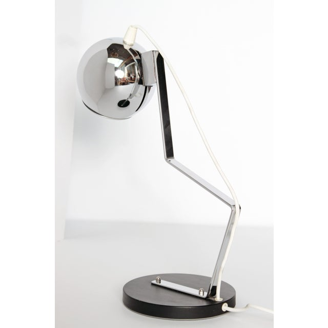 Mid-Century Modern Lamp by Mutual Sunset Lamp Company - Image 9 of 11