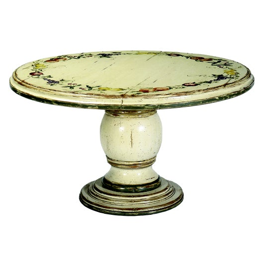 Woodland Aberdeen Pedestal Table - Image 1 of 7