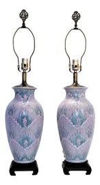 Image of Raspberry Pink Table Lamps