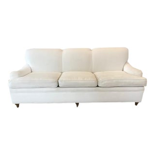 Ralph Lauren English Rolled-Arm Sofa For Sale