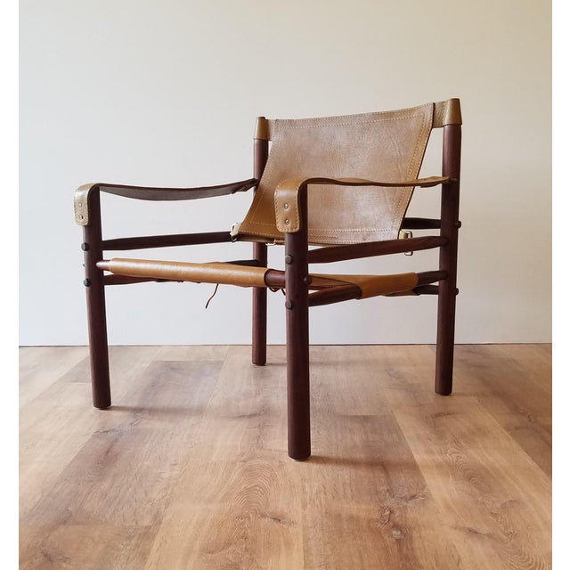 Vintage Sirocco Chair by Arne Norell For Sale - Image 13 of 13
