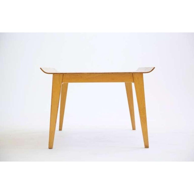Knoll 1940s Mid-Century Modern Abel Sorenson Tray Coffee Table For Sale - Image 4 of 5