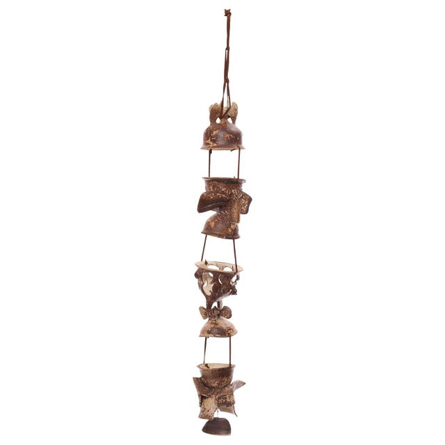 Hanging Ceramic Sculpture by Jim Proctor For Sale In Phoenix - Image 6 of 6