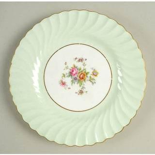 Minton Dawn Pale Green Salad Plate - Set of 4 Preview