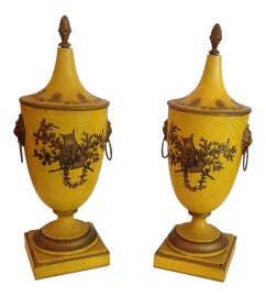 Image of Neoclassical Vases