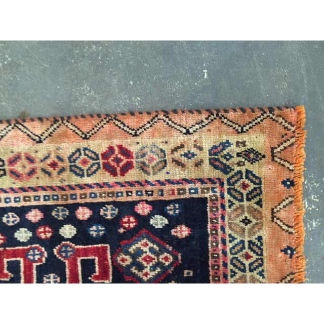 Quashghi Persian Rug - 5′2″ × 7′ - Image 10 of 10