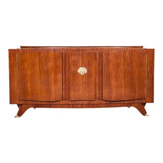 Jules Leleu Buffet For Sale