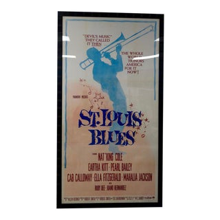 St. Louis Blues Movie Poster