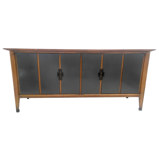 Lacquered White Furniture Co. Mid-Century Dresser - Image 1 of 10