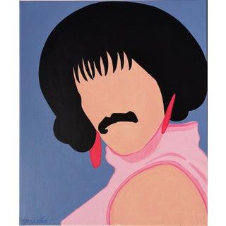 """Break Free"" Original Painting by Marisa Añon For Sale"