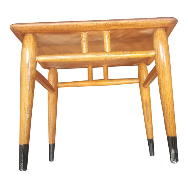 Mid-Century Modern Lane Acclaim Snack Table For Sale