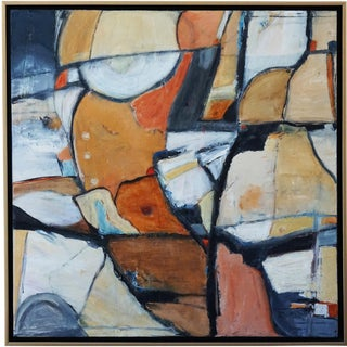 Abstract Painting by Laurie MacMillan For Sale