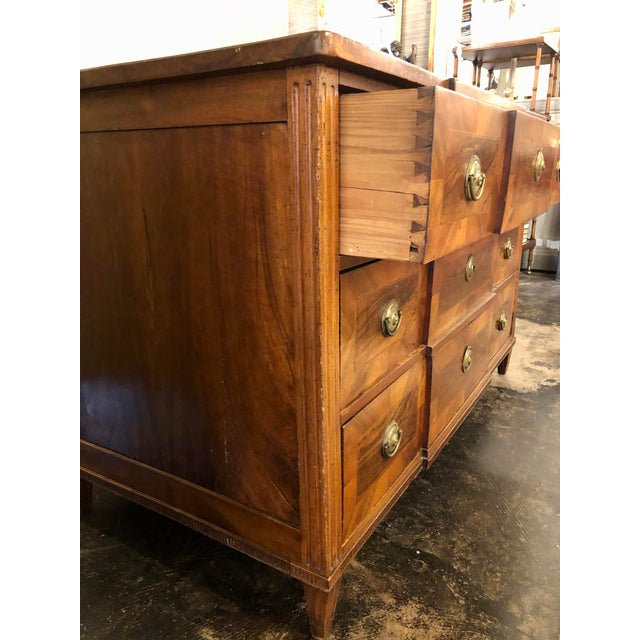 Late 18th Century Louis XVI Period Chest of Drawers For Sale - Image 5 of 9