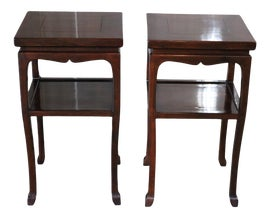 Image of Chinese Tea Tables