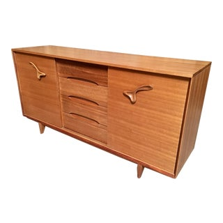 Mid-Century Moderen Paul Laszlo for Brown and Saltman Credenza For Sale