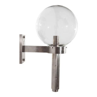 1960s Wall Sconce in the Style of Arredoluce For Sale