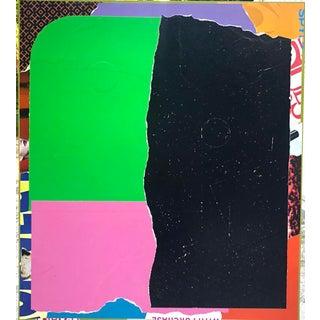 Original Painting on Panel Titled: Let Em Live For Sale