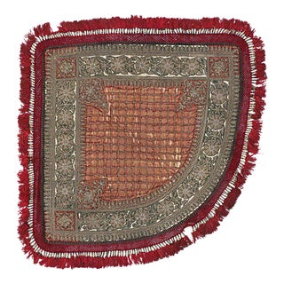 Antique Rajasthan Jaipur Vintage Throw For Sale